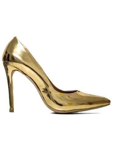 Mecrea Stiletto Altın
